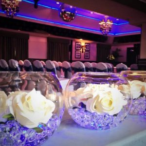 Centrepieces and decor, wedding, hire, glasgow, lanarkshire, decor