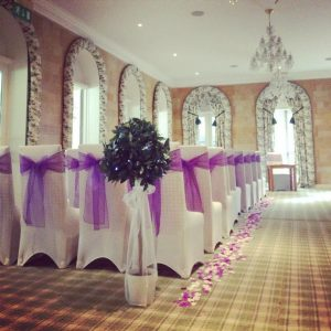 Centrepieces and decor wedding, hire, glasgow, lanarkshire, decor