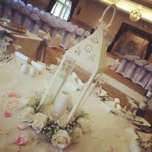 wedding decorations, Centrepieces Glasgow