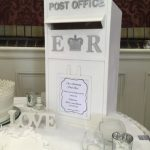 Wedding decorations Wedding post box