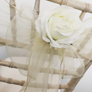 chiavari organza chair wedding venue decorations Scotland